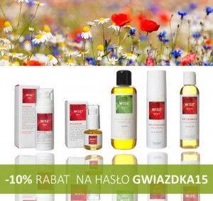 Naturalne kosmetyki szwedzkie WISE w świątecznej promocji http://blog.sveaholistic.pl/10-swiateczna-promocja-suplementow-i-kosmetykow/