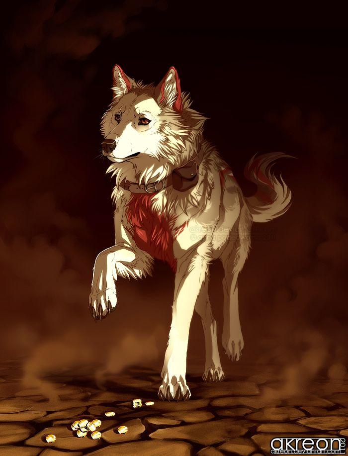609 best anime wolves images on pinterest - Anime wolves in love ...