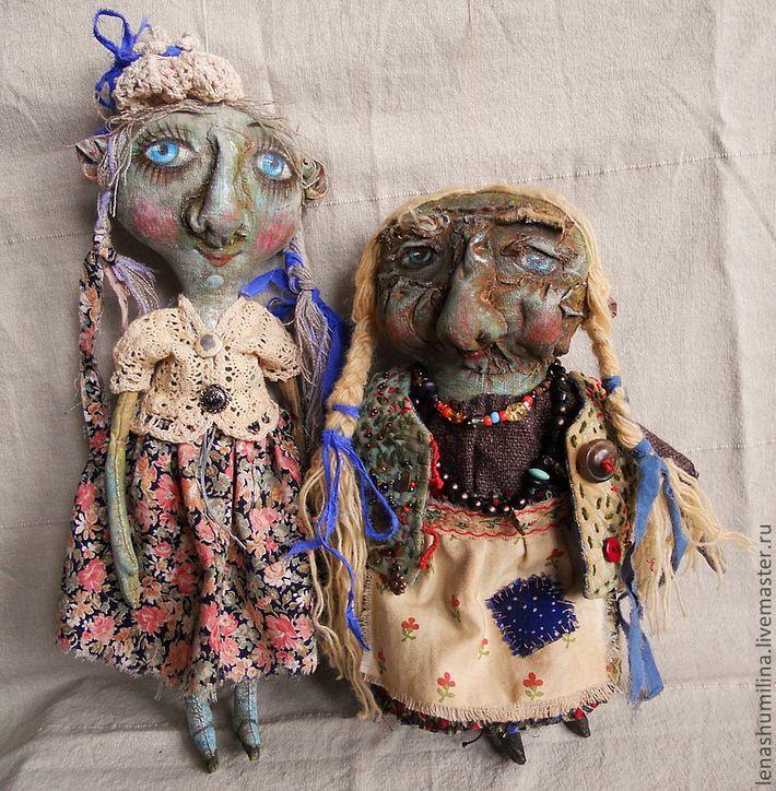 Кукла Лесные Чучки