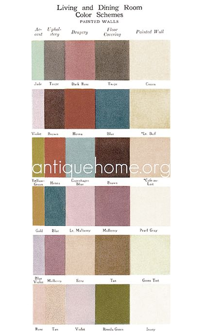 25 best ideas about 1920s interior design on pinterest - Interior decorating color palettes ...
