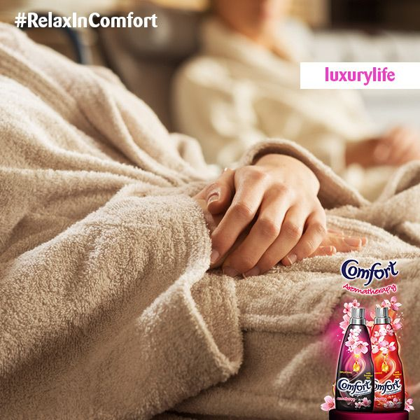 Nothing like a little luxury. Visit http://woobox.com/zve8fy to get yours. #RelaxInComfort