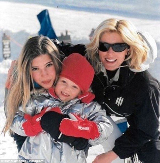 Marla Maples shared a throwback snap of herself with Ivanka and Tiffany Trump as girls (pi...