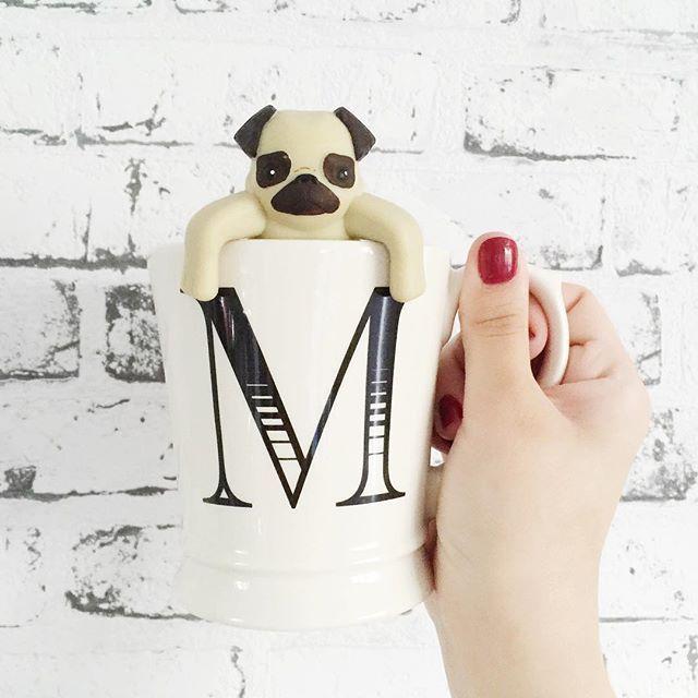 #mug #caneca #pug