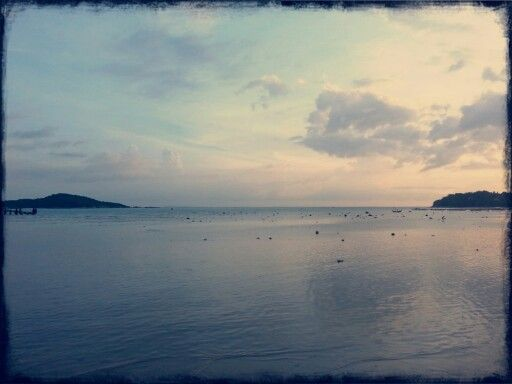Rawai beach in Phuket island, Thailand