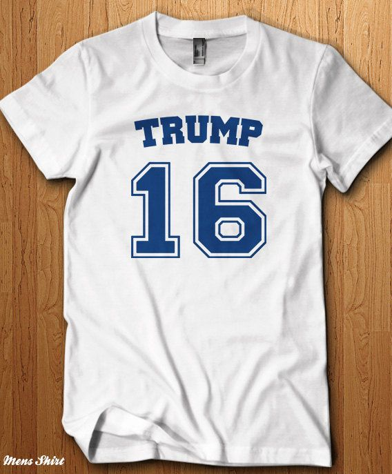 Vote Donald Trump Election Shirts for 2016. Buy a shirt and show your support or give as a gift. View more political shirts here