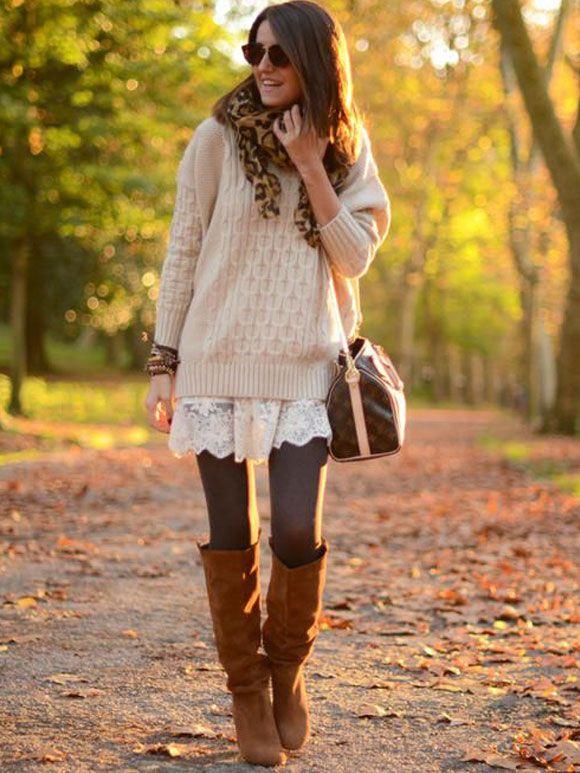Fashion Fix: chunky knits