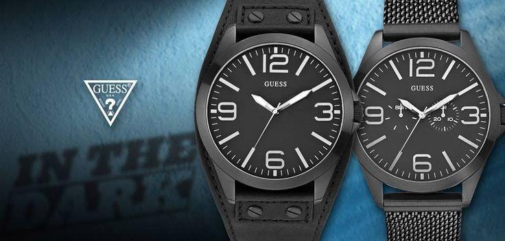 Ανδρικά ρολόγια GUESS! Για μοντέρνες και σπορ εμφανίσεις!!! http://www.oroloi.gr/index.php?cPath=387_484