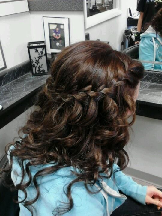 Pin by L Weiland on hair | Pinterest | Hair styles, Hair and Braids