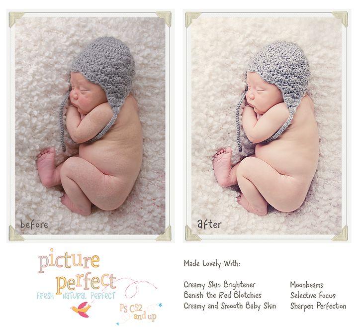 Photoshop Actions Retouching Portraits for Photographers Workflow Batch Process