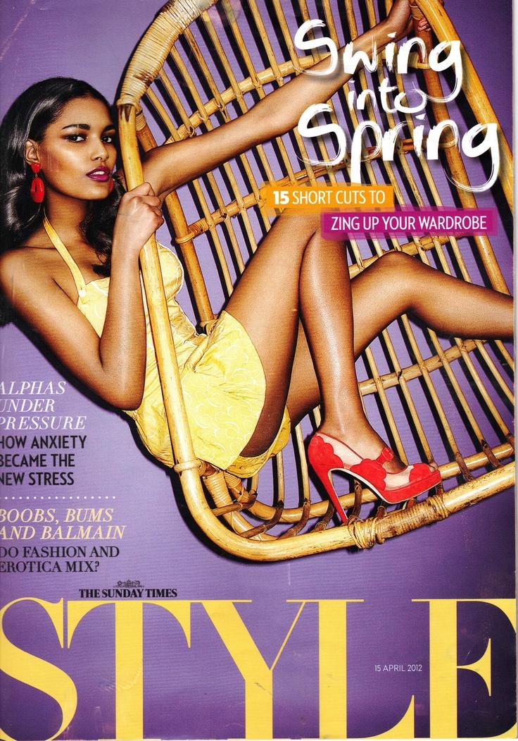 Sunday Times Style   15 April