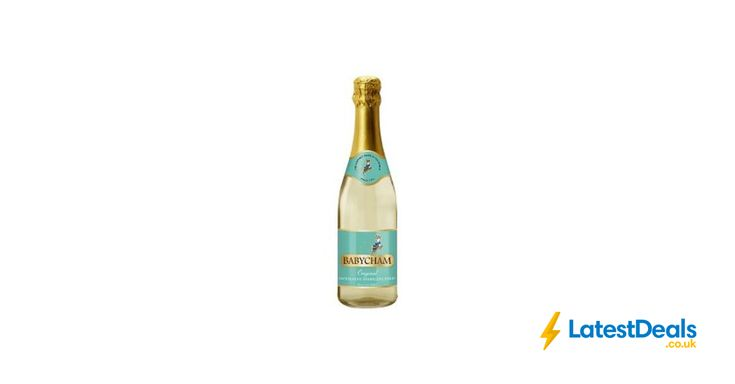 Its Not Christmas without Babycham Original Refreshing Sparkling Perry, £2 at ASDA
