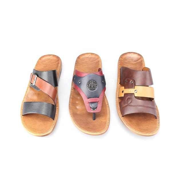 shoe flat comfortable men slipper shoe