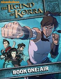 The Legend of Korra Season 1 anime | Watch The Legend of Korra Season 1 anime online in high quality