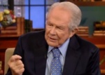"""Pat Robertson Outrage: """"Hard-Nosed,"""" """"Awful Looking"""" Women Are Ruining Marriages!  Radical Christian televangelist Pat Robertson with one of his most offensive statements of all time."""