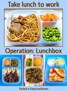 Pack lunch for work! MORE HERE ► Lunches for Work including pasta, healthy grains, pizza, chicken and beef. Adult lunches to look forward to.