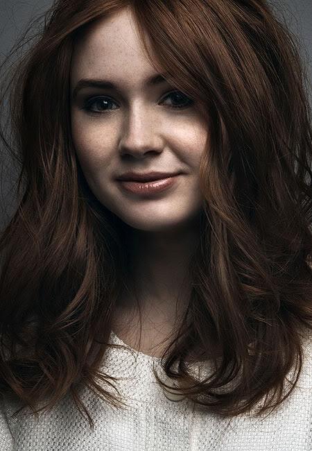 Amy Pond hair