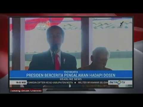 P. JOKOWI : Daftar Pegawai Kemenhut Ditolak, Malah Diterima Jadi Presiden