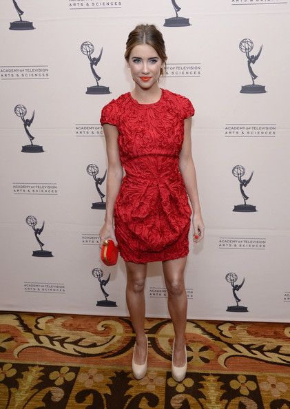 Jacqueline MacInnes Wood Photos Photos - Actress Jacqueline MacInnes Wood attends The Academy Of Television Arts & Sciences' Daytime Programming Peer Group's Daytime Emmy Nominees Cocktail Reception at Montage Beverly Hills on June 13, 2013 in Beverly Hills, California. - Daytime Emmy Nominees Cocktail Reception