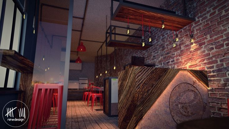 3D Visualisation Of A Commercial Restaurant in North Cornwall