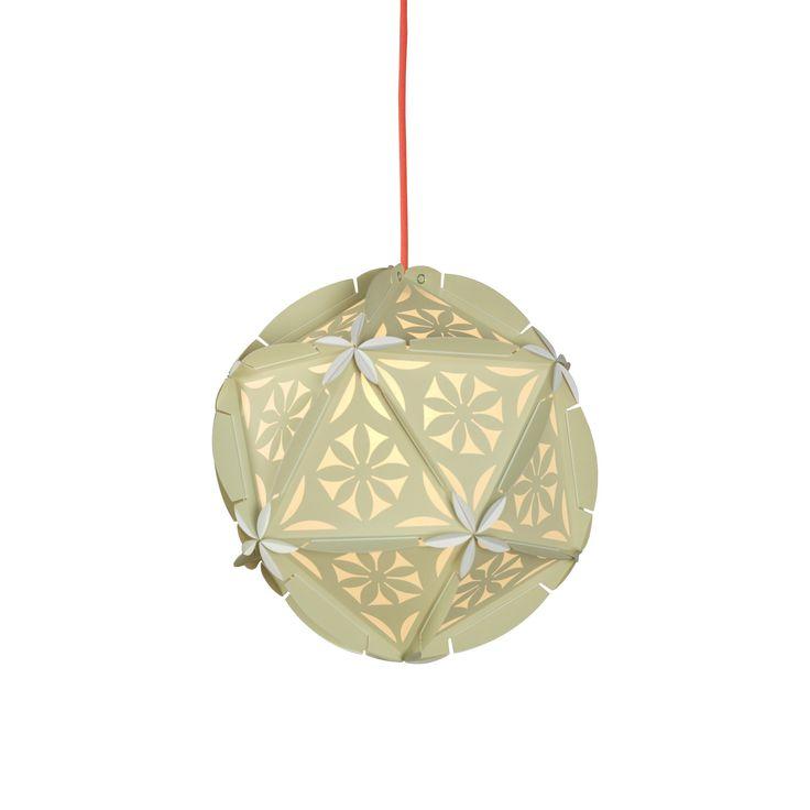 Modern Zahra Beige Pendant Lamp