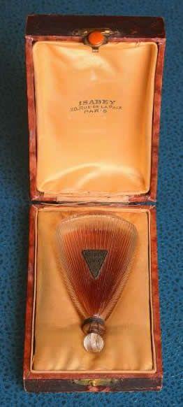 Lalique Perfume Bottle Jasmine