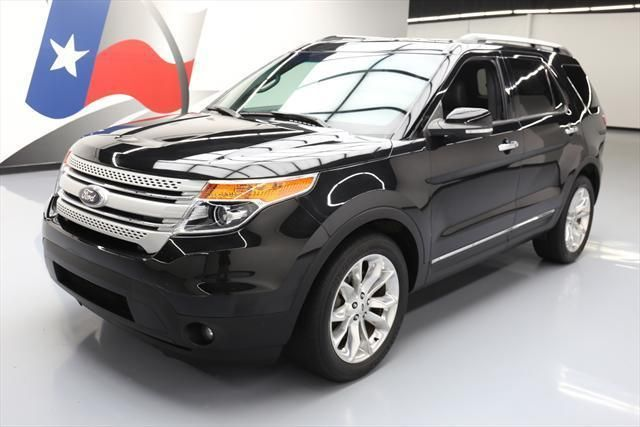 Awesome Great 2015 Ford Explorer XLT Sport Utility 4-Door 2015 FORD EXPLORER XLT  7-PASS LEATHER NAV REAR CAM 27K #A53261 Texas Direct 2017/2018 Check more at http://car24.tk/my-desires/great-2015-ford-explorer-xlt-sport-utility-4-door-2015-ford-explorer-xlt-7-pass-leather-nav-rear-cam-27k-a53261-texas-direct-20172018/