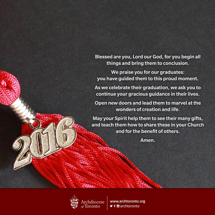 We offer our prayers and best wishes to the graduating #ClassOf2016! Congratulations! #graduation #grad2016 #catholic