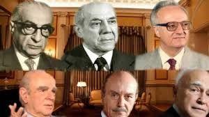 Έλληνες πρόεδροι της Δημοκρατίας