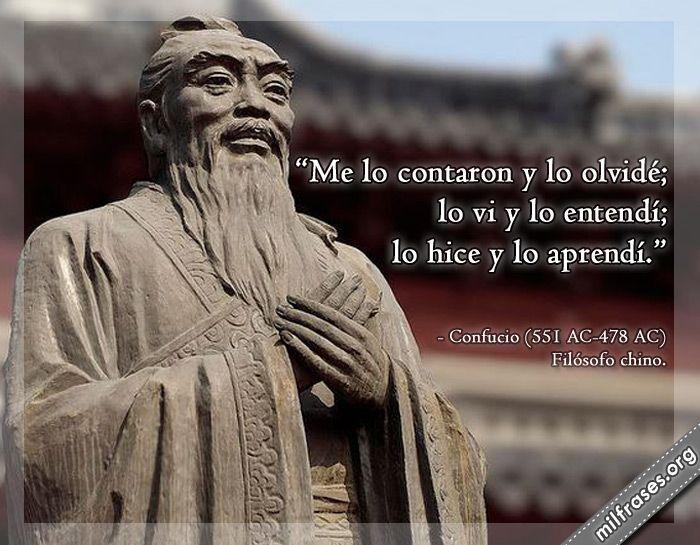 Confucio, filósofo chino