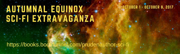 I've partnered with more than 30 amazing science fiction and fantasy authors to bring you the Autumnal Equinox Sci-Fi Extravaganza. You'll find 38 free books, all available for download today on Bookfunnel. Offer ends Oct. 8. #ebooks #free #scifi #sciencefiction #kindle