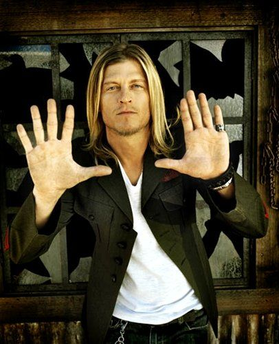 Puddle of Mudd Vocalist Wes Scantlin Arrested for Vandalism