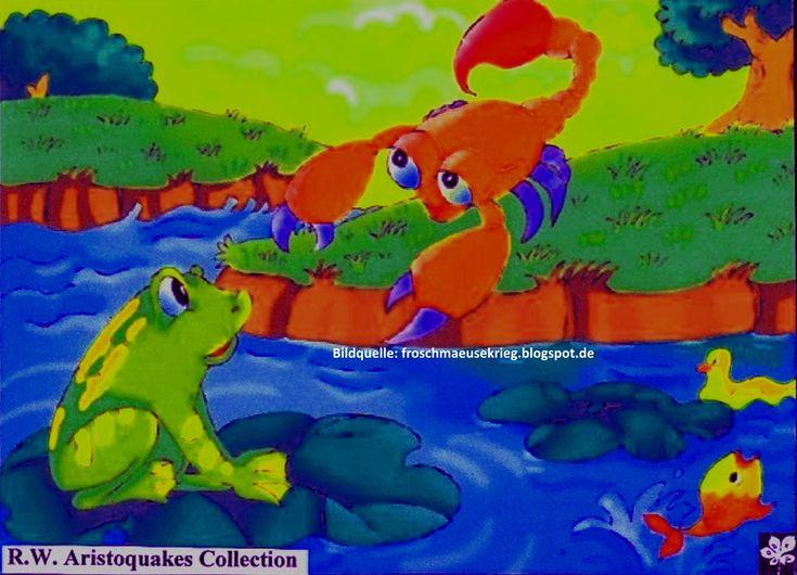 Der Frosch Und Der Skorpion