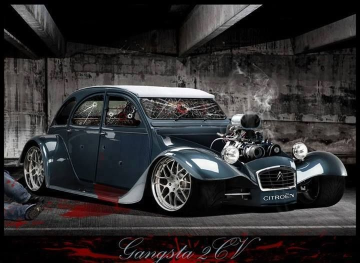 343 best images about 1 all things custom and rat rod 2cv and classic citroens on pinterest
