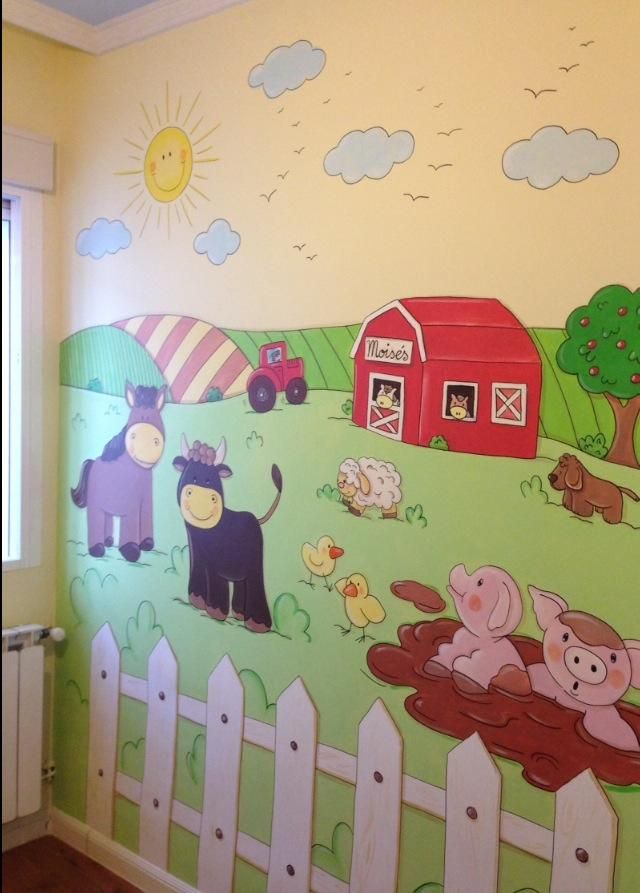 Murales Bonitos Y Baratos Para Ninos Creative Teachers Room