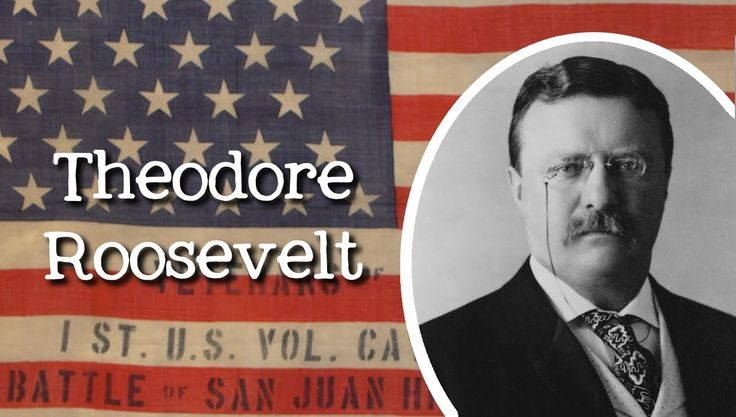 Biography of Theodore Rooevelt for Kids: Meet the American President for...