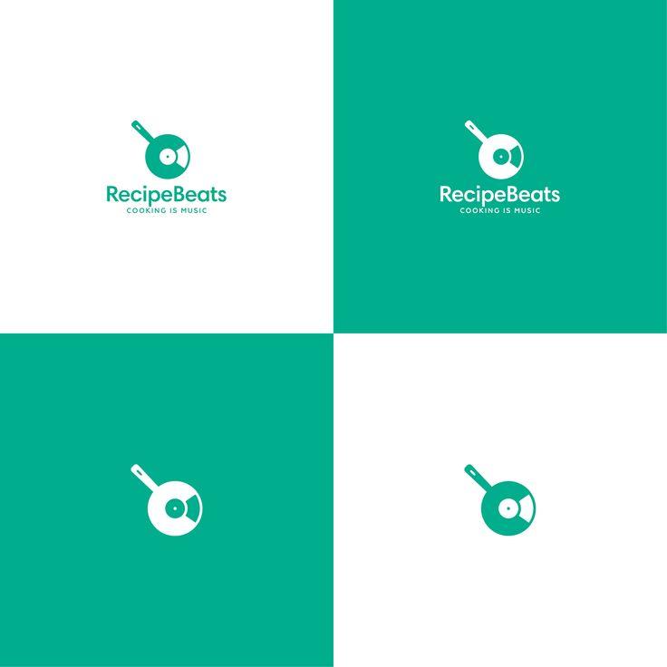 RecipeBeats Logo
