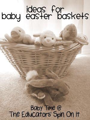 Best 25 easter basket for babies ideas on pinterest ideas for easter baskets for babies negle Gallery