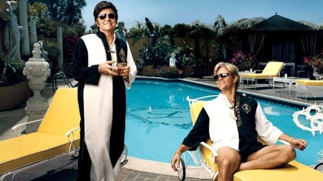 Behind the Candelabra (2013) Steven Soderbergh's supremely entertaining and well-written biopic manages the difficult task of balancing the pathos and the belly laughs.  The cast is first-rate, beginning with Michael Douglas, who won an Emmy for a portrayal of Liberace...http://bit.ly/1cI9ynM