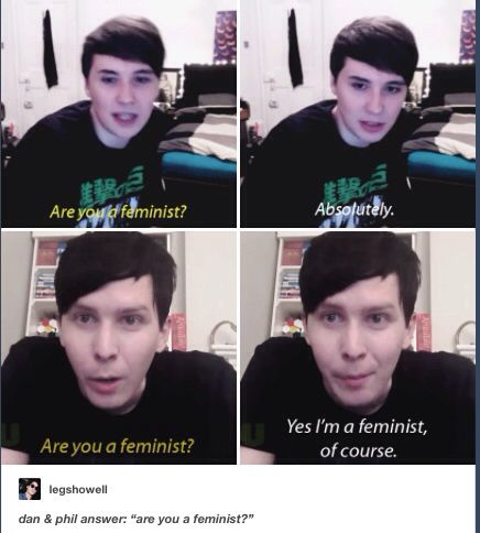 Reason Number 384619471748293 Of Why I Love Dan And Phil