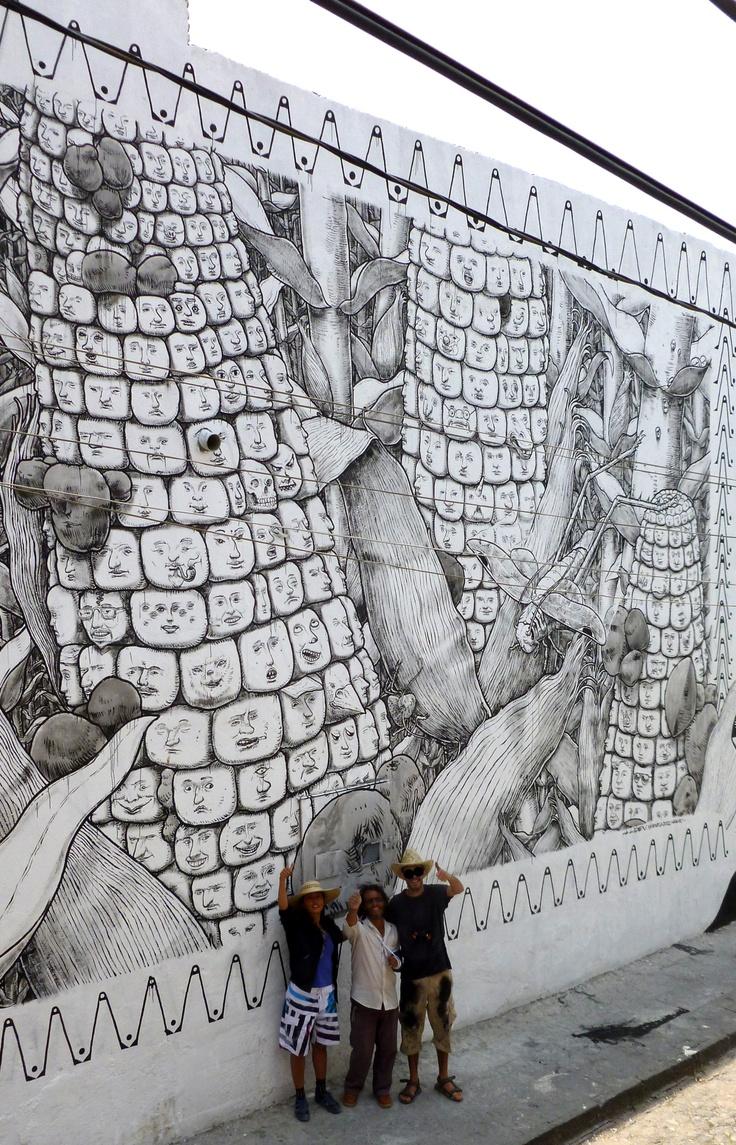 Pin by priscilla ignacio on art illustration street art