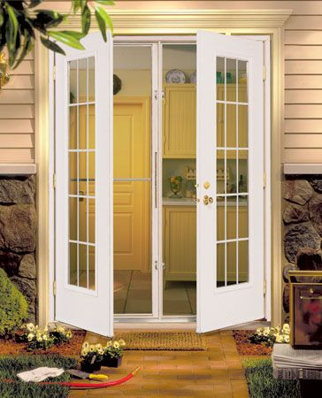 19 best images about patio doors on pinterest entry for Storm doors for french patio doors