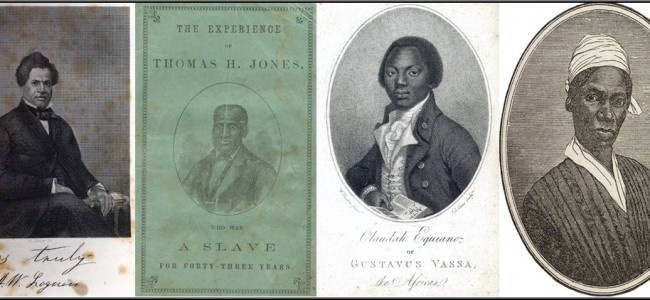 inspiration of african americans in writing slavery literature African americans were enslaved on small farms, large plantations, in cities and towns,  conditions of antebellum slavery  gather without a white present, possess any anti-slavery literature,.