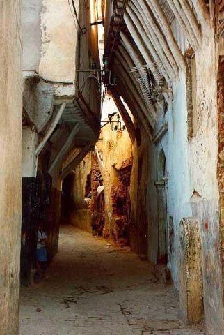 """Kasbah"" of Algiers (Algeria)"