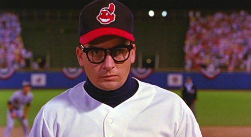 Pin for Later: Why No Decade Did Baseball Movies Better Than the '90s There was more Charlie Sheen and more of those glasses.