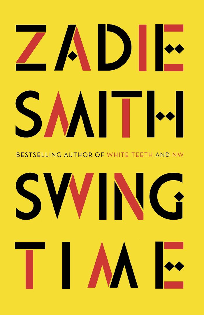 Image result for zadie smith swing time review