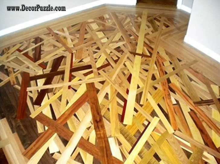 Unique And Creative Flooring Ideas Options To Inspire | Cool Floors |  Pinterest | Flooring Ideas, Wooden Flooring And Flooring Options