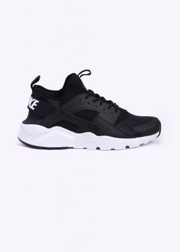 Nike Footwear Air Huarache Run Trainers - Black / White