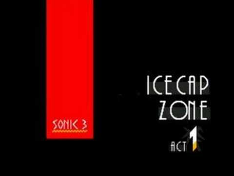 This is the music for act 1 of the Ice Cap zone in Sonic 3.