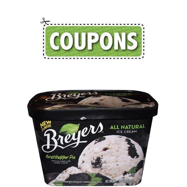 Rare BREYERS Ice Cream Coupon October 2016 - http://couponsdowork.com/coupon-deals/rare-breyers-ice-cream-coupon-october-2016/