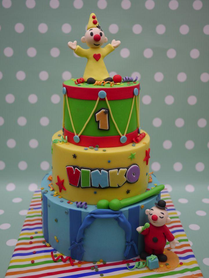 Kindertaarten galerij | Annica's cakes